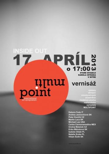 Výstava Multipoint Nitra